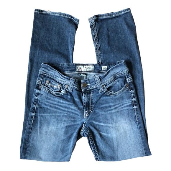 BKE Payton Light Wash Boot Cut Jeans